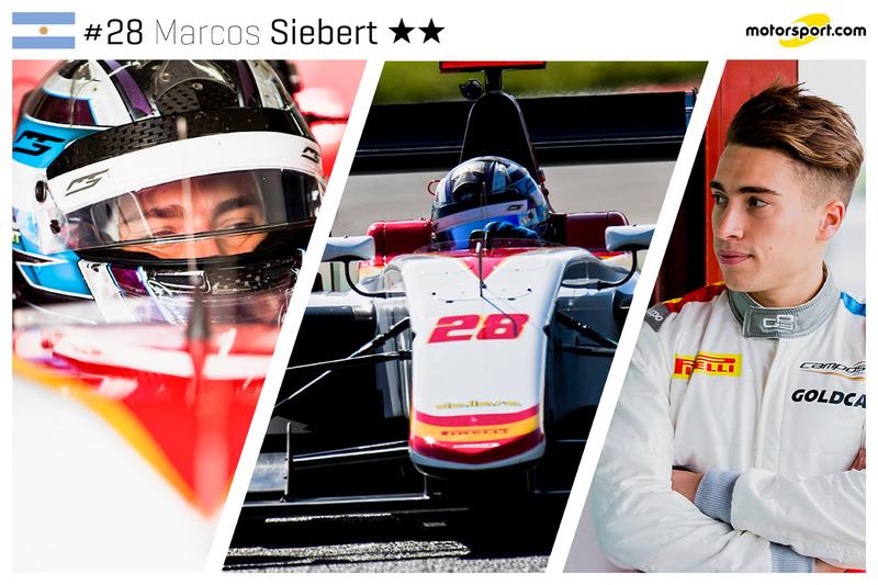Marcos Siebert - 21 ans