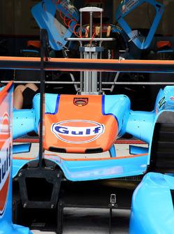 Detail: #34 Tockwith Motorsports Ligier JS P217 Gibson
