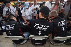رقم 28 تي دي اس ريسينغ أوريكا 07: فرانسوا بيريدو، ماتيو فاكسيفيار، ايمانويل كولارد