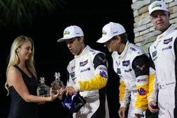 GTLM podium: winners Antonio Garcia, Jan Magnussen, Mike Rockenfeller, Corvette Racing