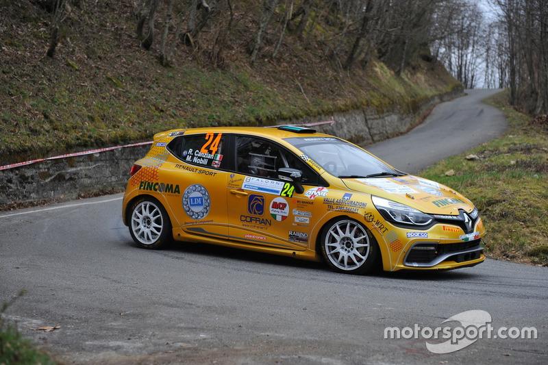 Riccardo Canzian, Matteo Nobili, Renault Clio R3T
