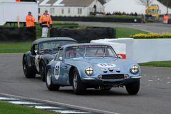 Graham Hill Trophy, Whitaker Jordan, TVR