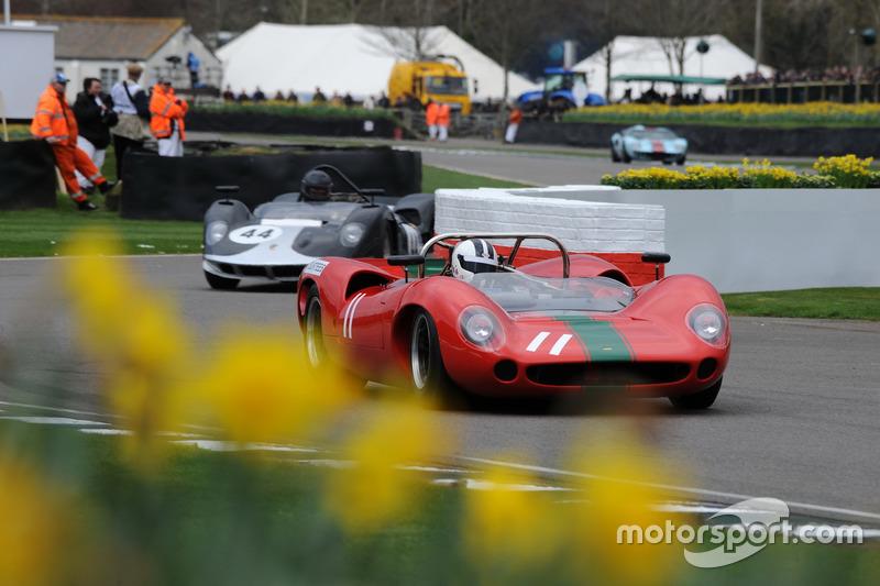 Surtees Trophy, Tony Sinclair, Lola T70