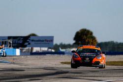 #56 Murillo Racing Porsche Cayman: Jeff Mosing, Eric Fos