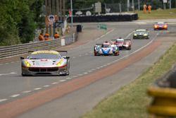 #54 Spirit of Race Ferrari 488 GTE: Thomas Flohr, Francesco Castellacci, Olivier Beretta