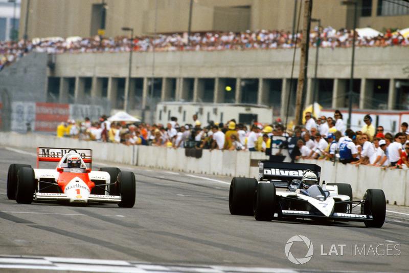 Alain Prost, McLaren MP4/2C-TAG Porsche