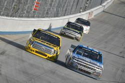 Cody Coughlin, ThorSport Racing, Toyota; Brandon Jones, Chevrolet