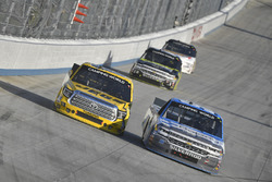 Cody Coughlin, ThorSport Racing, Toyota; Brandon Jones, Chevrolet