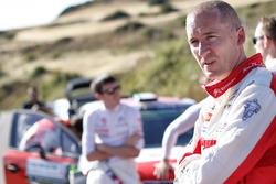 Paul Nagle, Citroën C3 WRC, Citroën World Rally Team