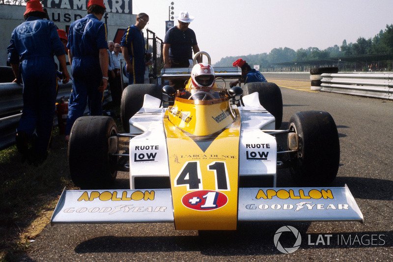 Loris Kessel, Apollon Williams FW03 Iso IR3