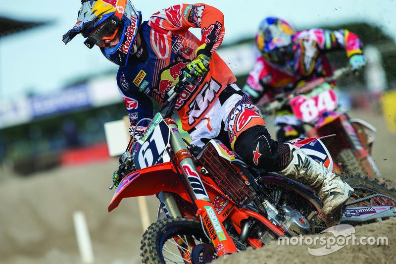 Jorge Prado, Jeffrey Herlings, KTM Factory Racing