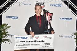 USF2000-kampioen Oliver Askew