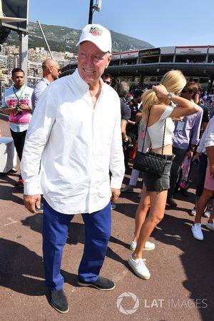 Jean-Claude Biver CEO TAG Heuer e Chiara Ferrigni, Fashion Blogger