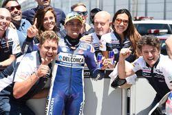 Polesitter Jorge Martin, Del Conca Gresini Racing Moto3