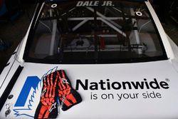 Handschuhe von Dale Earnhardt Jr., Hendrick Motorsports, Chevrolet