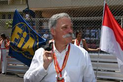 Chase Carey, CEO; Formula One Group