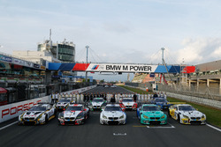 BMW M6 GT3, BMW Team Schnitzer, Schubert Motorsport, ROWE Racing, Walkenhorst Motorsport, Falken Mot