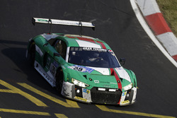 №29 Audi Sport Team Land-Motorsport, Audi R8 LMS: Кристофер Мис, Коннор де Филиппи, Маркус Винкельхок, Кельвин ван дер Линде
