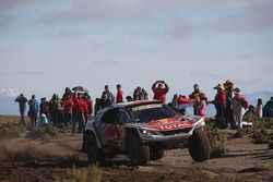 #307 Peugeot Sport, Peugeot 3008 DKR: Cyril Despres, David Castera