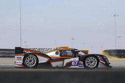 #67 PRT Racing Ginetta LMP3: Ate De Jong, Charlie Robertson