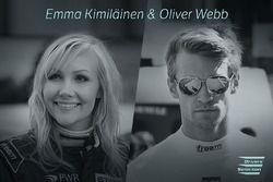 Emma Kimiläinen, Oliver Webb, Electric GT Championship
