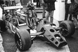 McLaren MP4/1 - Cosworth, el primer coche de carreras de fibra de carbono
