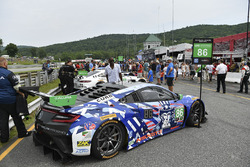#86 Michael Shank Racing Acura NSX