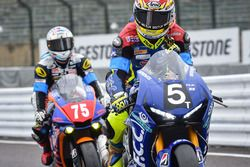#5 F.C.C. Tsr Honda: Josh Hook, Dominique Aegerter, Randy De Puniet