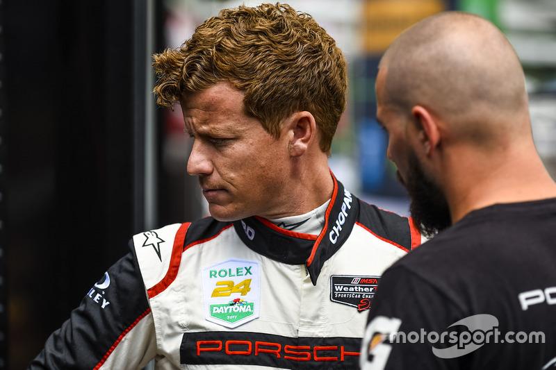 Patrick Long, Alegra Motorsports