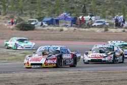 Facundo Ardusso, JP Racing Dodge, Christian Ledesma, Las Toscas Racing Chevrolet, Santiago Mangoni,