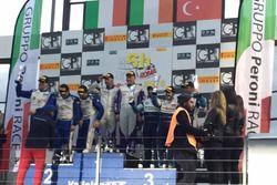 Podyum: 3. Borusan Motorsport Ekibi