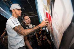 Lewis Hamilton vs. PUMA