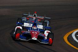 Carlos Munoz, A.J. Foyt Enterprises Chevrolet, Will Power, Team Penske Chevrolet