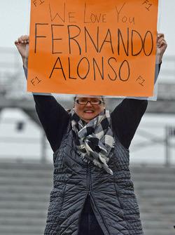 Фанатка Фернандо Алонсо, Andretti Autosport Honda