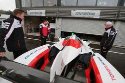 Technische Inspektion: #8 Toyota Gazoo Racing, Toyota TS050 Hybrid