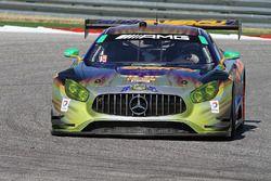 #75 SunEnergy1 Racing Mercedes AMG GT3: Tristan Vautier, Kenny Habul