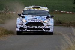 Osian Pryce, Dale Furniss, Ford Fiesta R5