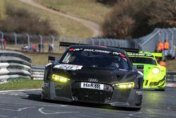 #28 Audi Sport Team Land Motorsport; Christopher Mies, Connor De Phillippi, Markus Winkelhock