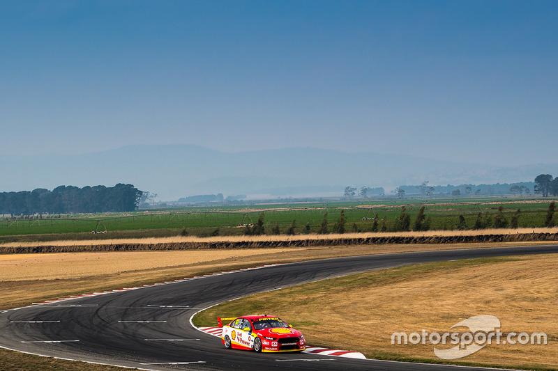 Fabian Coulthard, Team Penske, Ford