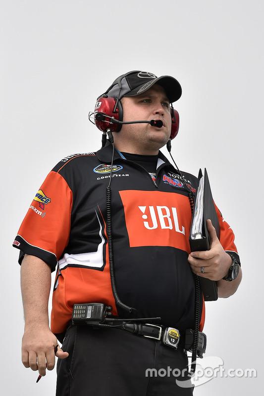 Rudy Fugle, Kyle Busch Motorsports