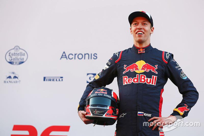 Даниил Квят, Scuderia Toro Rosso (2017)