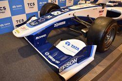 TCS NAKAJIMA RACINGのマシン