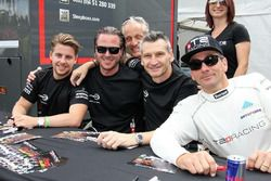 Marc Weber, Stephan Brintzinger, Pieder Decurtins, Mike Fenzl, T2 Racing Switzerland