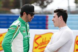 Kyle Kaiser, Juncos Racing, Zachary Claman DeMelo, Carlin