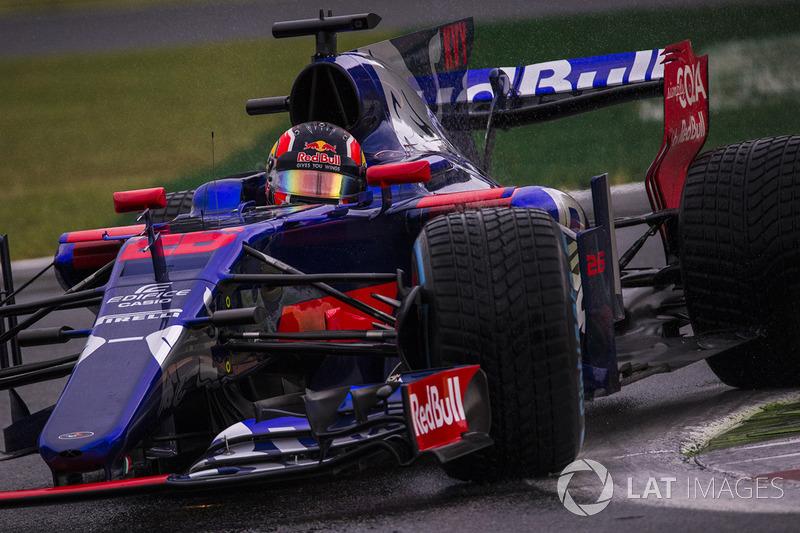 8: Daniil Kvyat, Scuderia Toro Rosso STR12