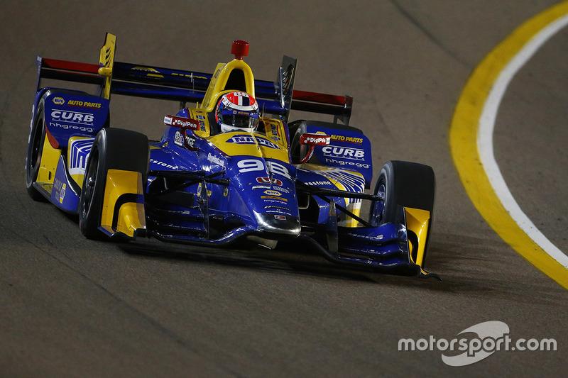 #98: Alexander Rossi, Herta - Andretti Autosport, Honda