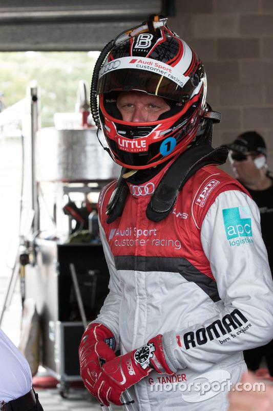 #74 Jamec Pem Racing, Audi R8 LMS: Garth Tander
