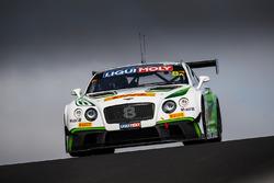 #8 Bentley Team M-Sport, Bentley Continential GT3: Стивен Кейн, Гай Смит, Оливер Джарвис