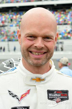 Ян Магнуссен, Corvette Racing