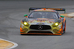 №75 SunEnergy1 Racing Mercedes AMG GT3: Борис Саид, Тристан Вотье, Кенни Хабуль, Маро Энгель